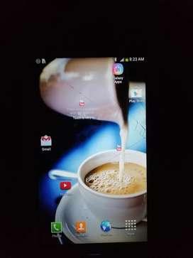 3g Samsung galaxy tab3 neo 1gb ram, 8gb rom good working argent money