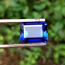 Royal Blue Saphire Top Quality
