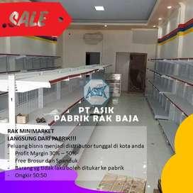 Rak Toko Rak Minimarket Dumai Riau