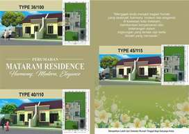 Perumahan Mataram Residence