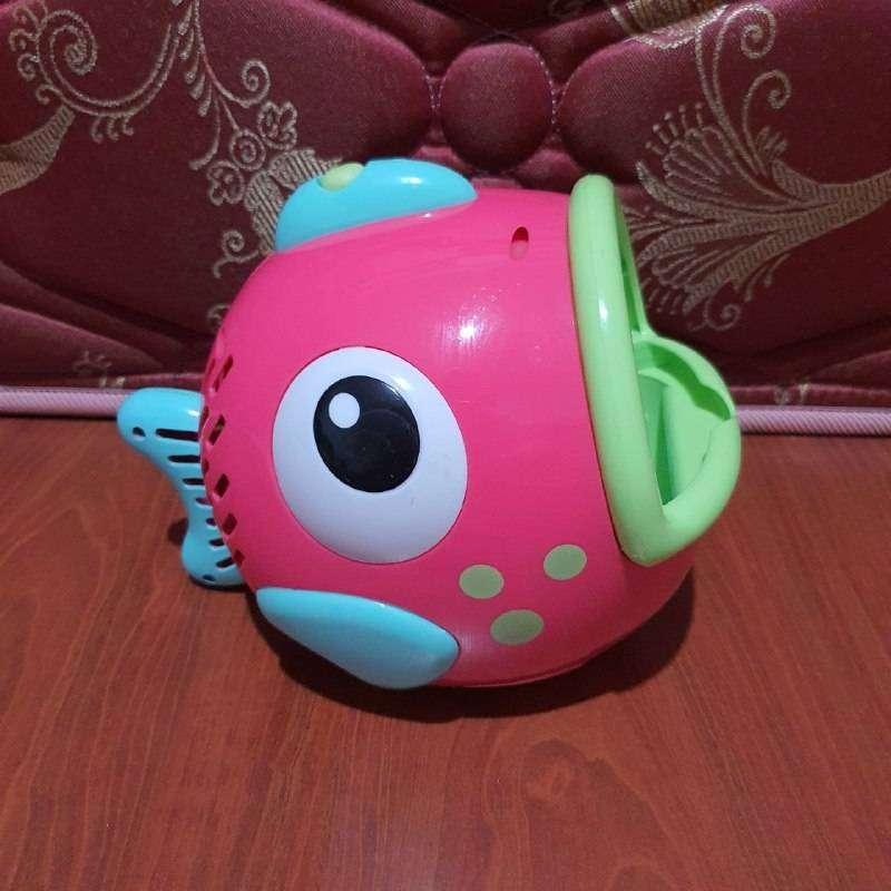 ELC Flora Fish Bubble Machine 0