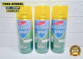 GROSIR Pembersih AC Cleaner Spray ZONE 400ml
