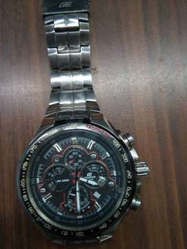 CASIO EDIFICE WRIST WATCH
