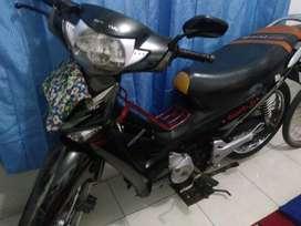 Dijual motor Honda Supra x 125 th2006