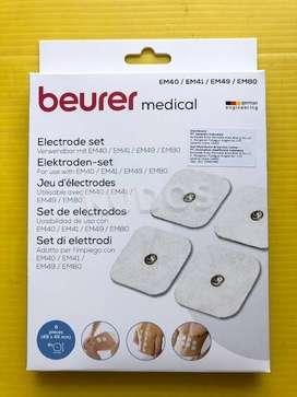 Electrode beurer EM-49 Pad EMS / TENS original - EM49 - isi 8 pcs ID63