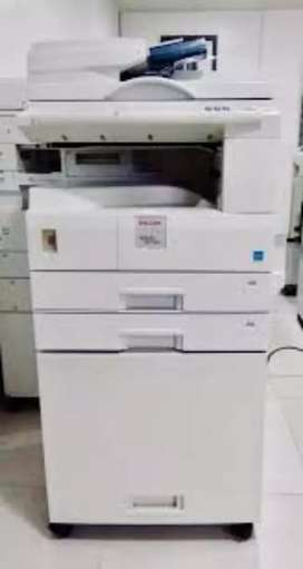 RICOH MP 2000 A3 size Photocopier with Printer and scanner
