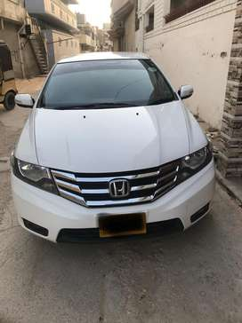 Honda City 2015 Geninue White NOTOUCHUPS!