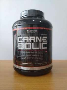 Ultimate CarneBolic 4 Lbs / 3.7 4lb 4lbs beef isolate lb nutrition un