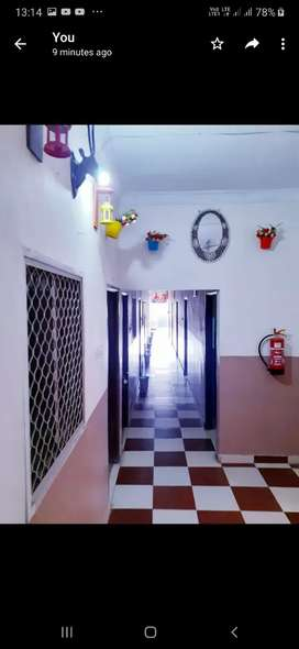 One furnished Room for students/working mens very nearby Pachpedi Naka