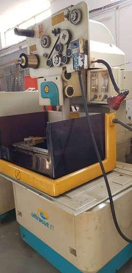 CNC ULTRA WIRE CUT MACHINE