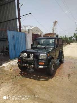 Good running condition Mahindra bolero jeep