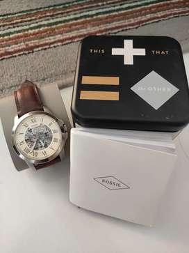 Jual Jam Tangan Fossil ME3099 Automatic