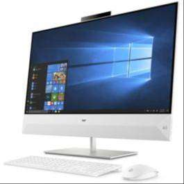"KREDIT PC ALL IN ONE HP PAVILION 27"" i7-8700T+16gb+2TB+Vga R530 4Gb"