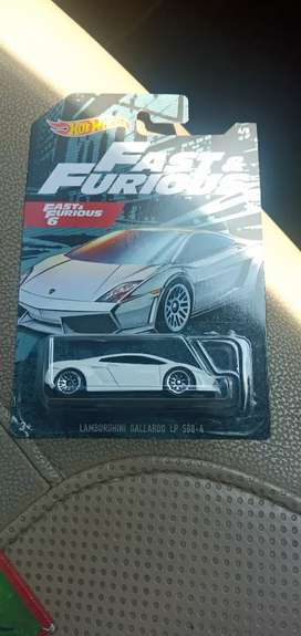 Hotwheels Fast & Furious 6