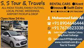 S.s Tours & Travels
