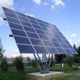 Solar on grid net metering
