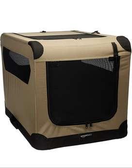 Pet Crate - Amazon Basics