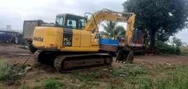 Sela Excavator L&T komatsu PC 130