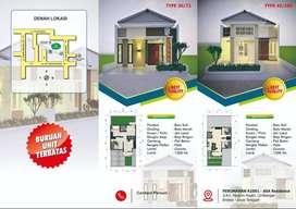 tawaran hunian perumahan mewah harga murah.