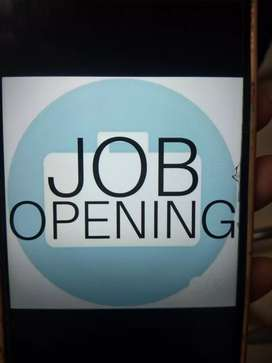 Urgent vacancy operator and technician