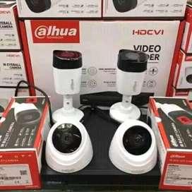 Dengan harga terjangkau pakai kamera CCTV 2mp