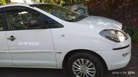 Innova 2.5g4 taxi