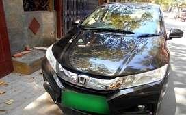 Honda City 1.5 V Manual Sunroof, 2015, Petrol