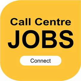 Call center job for fresh and experienc both can apply