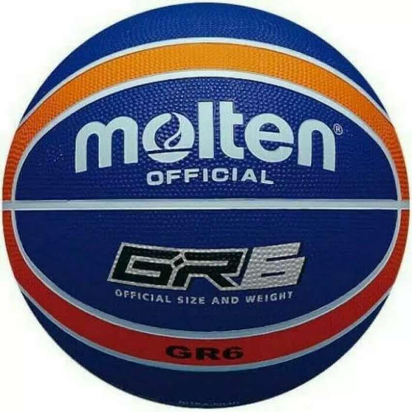 Bola basket molten GR 6 NILON ORIGINAL 0