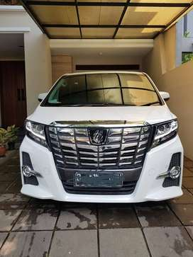 Toyota Alphard SC PS 2015 km27rb