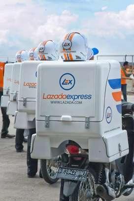 LOWONGAN KURIR LAZADA EXPRESS