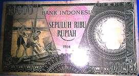 Uang Kuno Nelayan