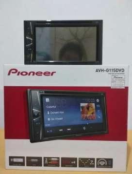 [Head unit BIGSALE] Pioneer AVH G-115-DVD (KikimJawon)