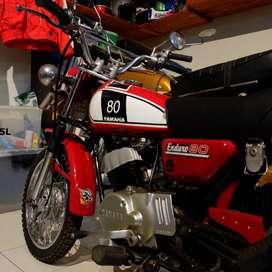 Yamaha GT80 warna merah