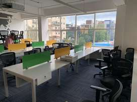 Brand new plug n play office space rent in hitech city with 60 seating