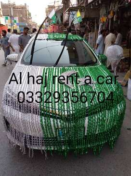 Rent A Car Service, In Peshawar