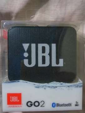 JBL GO2 Portabel Bluetooth Speaker