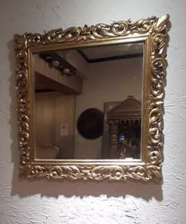 Wooden Handcrafted Mirror frame