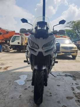 Jual Kawasaki Versys 1000cc full paper