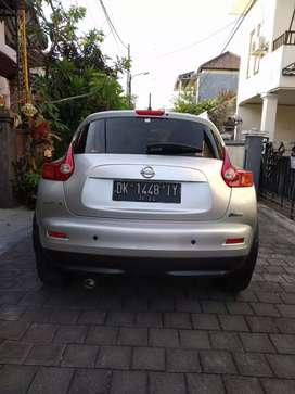 Nissan Juke RX 1.5,Matic,th 2012,Silver rg rp.129 jt, Nego
