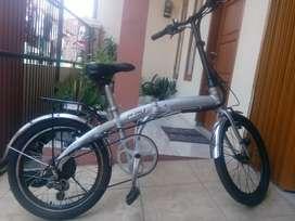 Sepeda listrik / Sepeda lipat listrik