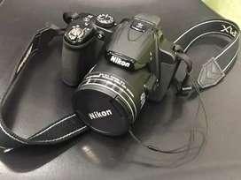 Nikon 42x Ultra Zoom P510 Bisa Motret Bulan Jelas Banget