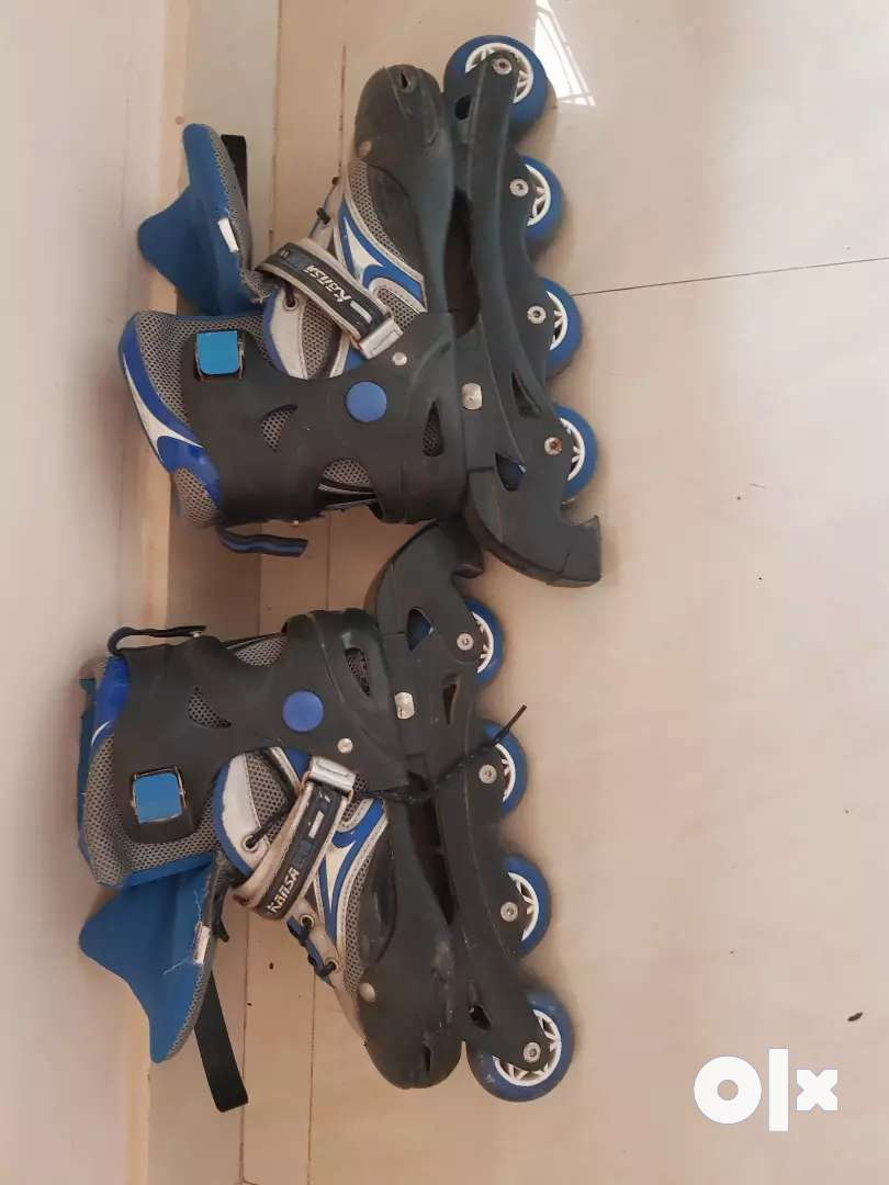 Kansa one lined roller skates.Imported from Japan. 0