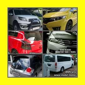 Tarif hemat rental mobil metic motor metic