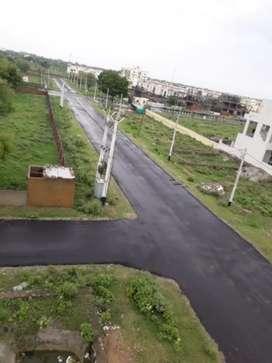40X80=355 gaj JDA approved Commercial plot at 80fit Roaf