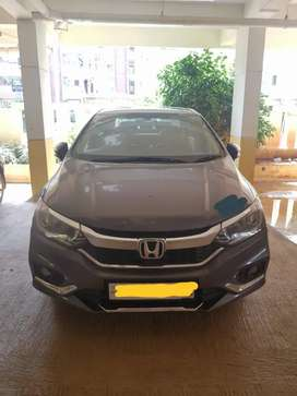 Honda City 2018 Diesel Well Maintained