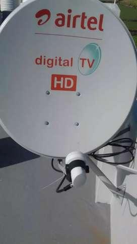 Airtel digital tv dth