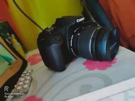 Canon 1500d with 50 mm lens