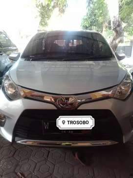 Toyota Calya G Manual 2017 KM rendah