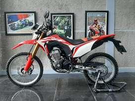 Honda crf 150 2018 mulus